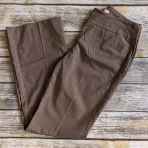 Loft Curvy Taupe Trousers